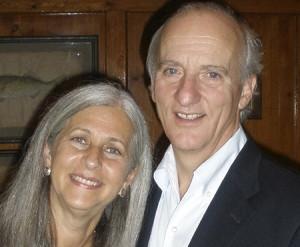 Linda and Steve Feinstein